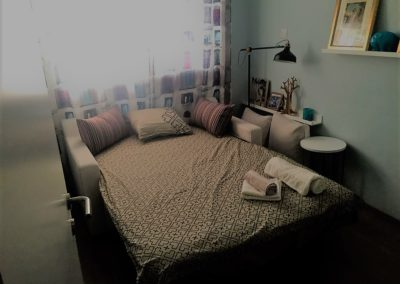 Travelers Bedroom oppredd