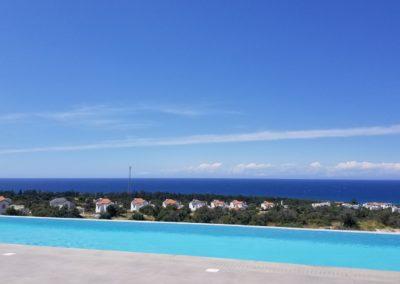 Pine Valley Infinity utsikt mot Middelhavet 4