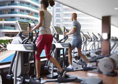Fitness-senter