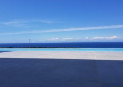 Pine Valley Infinity utsikt mot Middelhavet