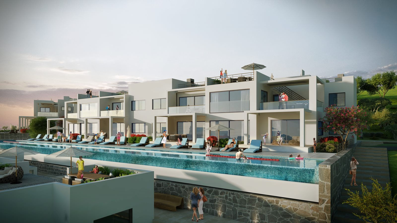 pine valley villa nord-kypros