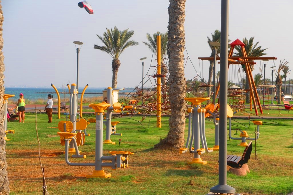 Iskele, Middelhavet, feriebolig, strand, sol, Long Beach, pool, basseng, restaurant, vannsklie